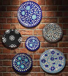 Blue Pottery, colorful décor, home décor, home décor accessories, home décoration, Jaipur blue pottery, Pottery