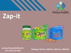 Zap-It is a medicated adhesive bandage. Its unique formula helps fast healing of small cuts, wounds and rashes. #Healthcare www.princecareindia.com Adhesive, Health Care, Prince, Healing, Medical, Personal Care, Unique, Medical Doctor, Medicine