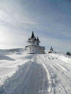 Mânăstirea Prislop , pasul Prislop