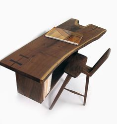 Tage Frid stool and writing desk - Reader's Gallery - Fine Woodworking