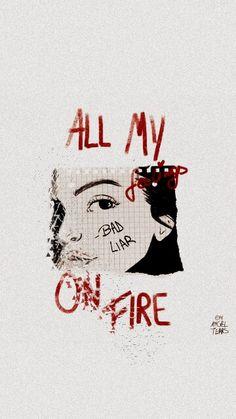 Selena Gomez Fan Art | Tumblr