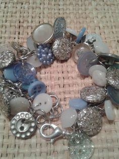 one of a kind Lelu bracelet $30 www.facebook.com/lelusprettythings Jewelry Party, Jewelry Design, Facebook, Bracelets, Pretty, Bracelet, Bangles, Bangle, Arm Bracelets