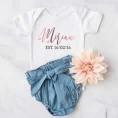 Personalisiertes Archive - Seite 5 von 5 - Herzpost Aunt Gifts, Grandma Gifts, Tears Of Joy, Pregnancy Test, Baby Party, Baby Bodysuit, Baby Names, Your Child