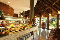 Buffet at Hotel Riu Creole – Hotel in Mauritius Island – Vacations in Mauritius - RIU Hotels & Resorts- All Inclusive