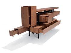 Außergewöhnlich Limited Edition Designer Holz  Kommode U2026 Roderick Vos On Artsy