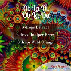 Get your happy ever after with this diffuser blend. Let the woodsy grounding blend of Balance the uplifting citrus smell of Wild Orange and the cleansing effect of Juniper Berry lift you up and help you let life go on. #thebeatles #diffuserblend #essentialoils