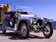 Rolls-Royce 40/50HP Silver Ghost, 1907-1925