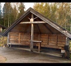 Laavu. Finland
