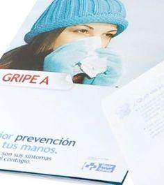 Campaña de prevención de la Gripe A- Rioja Salud
