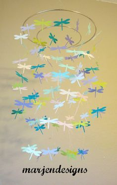 Hey, I found this really awesome Etsy listing at http://www.etsy.com/listing/175778059/dragonfly-mobile-girl-mobile-baby-mobile