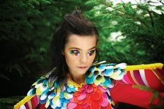 Bjork and the Process of Reinvention | Mademoiselle Robot - UK Fashion & Lifestyle Blog