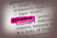 Special Grammar Rules For Resumes Your resume is a marketing tool, and it does not always follow the traditional grammar rules. Here are some special grammar rules for resumes.