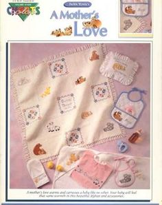 A Mother's Love Cross Stitch Find your next cross stitch design at Cobweb Corner and save 20% on your first order with coupon WELCOMECC #crossstitch #babies #baby #kids #cobwebcorner