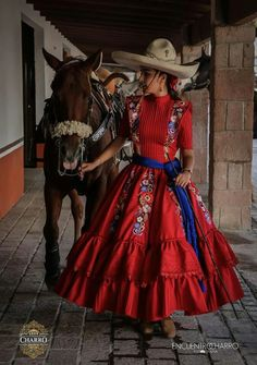 Mexican Costume, Mexican Outfit, Mexican Dresses, Mexican Style, Mexican Rodeo, Mexican Traditional Clothing, Traditional Dresses, Quince Dresses, 15 Dresses