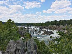 Great Falls Park Virginia [OC] [4128x3096]
