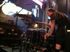 Barry Kerch with Stella