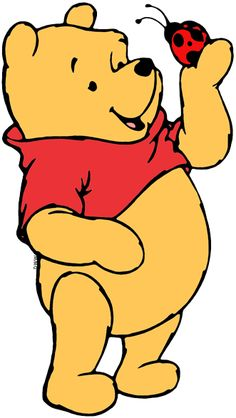 Winnie the Pooh Clip Art Winnie The Pooh Drawing, Winnie The Pooh Pictures, Tigger Winnie The Pooh, Winnie The Pooh Quotes, Eeyore, Walt Disney Princesses, Disney Nerd, Cute Animal Drawings, Disney Pictures