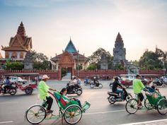 Cambodia Travel Package Tours: OVERLAND BIKING TOUR THROUGHOUT CAMBODIA
