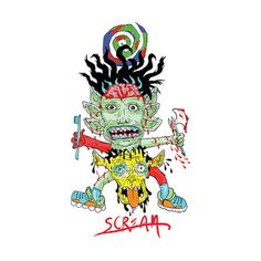 "Grimes :: ""Scream"" (feat. Aristophanes)"
