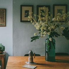 Home inspiration – Anna Potter's house tour…www.littlegreenshedblog.co.uk