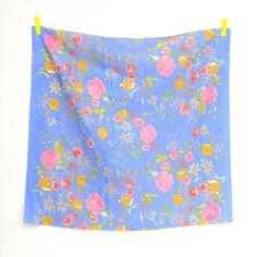 "Nani Iro Kokka Fuccra  rakuen Japanese light blue   double gauze 50cm or 19"" by 110cm or 42"" wideth"