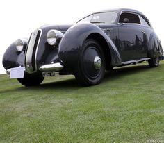 Alfa Romeo 2300 Pescara Pinin Farina Berlinetta (1937)