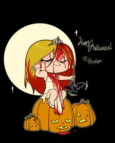 Halloween by Penelles