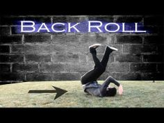 How to Back Roll - Parkour Tutorial