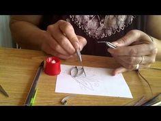 Des techniques de base, des vidéos, des modèles pour pratique le paperolle! Le quilling! - Trucs et Bricolages