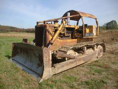 1967 D8H Real Monster of a Machine by #Caterpillar