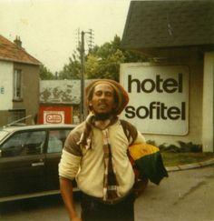 Bob Marley à Orleans.(1980) @BobMarley #BobMarley Memories on film Steelband.co.uk