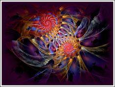 images fractales Apophysis, Chaoscope, Mandelbulb, Incendia,   JWildfire, Tierazon, Photofiltre, photo, image
