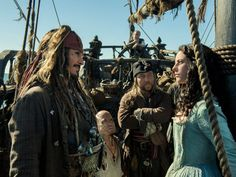 "Review – Pirates of the Caribbean: Salazar's Revenge – ""Worthy, somewhat unnecessary, but ultimately satisfying"" 