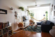 Truques de decoração para aumentar a sua sala