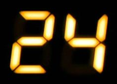The following takes place between 3 a.m. and 4 a.m.  All events occur in real time....