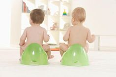 Training one child is a challenge, but potty training twins or multiple children of the same age is like gearing up for an Olympic event.