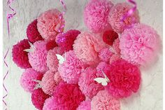 FENGRISE Wedding Decoration Events Accessories 20 25 30cm Pom Pom Tissue Paper Pompom Ball Party Supplies Baby Shower Birthday on Aliexpress.com   Alibaba Group