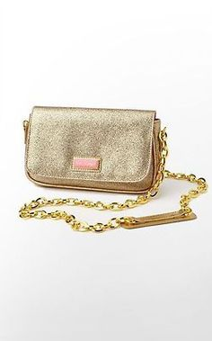 Glitter? Lilly Pulitzer? Purse? what? I WANT