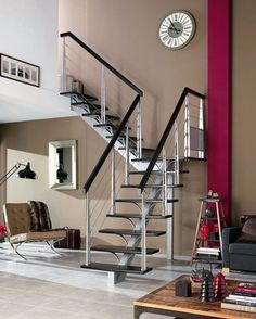 Escalier leroy merlin starway pinterest ps d and merlin - Tracer un escalier 2 quart tournant ...