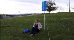 Portable, collapsible wind turbine weighs less than 4 pounds : TreeHugger