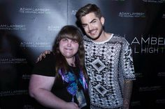 01/28/16  ‎Michelle Sires‎ to Adam Lambert - Adelaide, Australia ·  Hi Adam, you gorgeous man! I was at your fabulous Adelaide show with my two daughters. We got the photo op packages, and I'm so glad we did! My daughter Karina has autism, and has loved you since your American Idol days.  While we were waiting for our photo, she started getting quite overwhelmed, and quite nervous and teary. You could see she was a bit distressed, and you were so sweet to her! You held both arms out t
