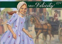 Portraits of American Girlhood: Felicity study