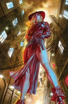 Comic Book Archive: The Dynamite Art of Alex Ross