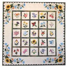 Полевые цветы Одеяло