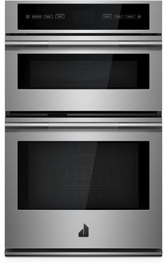 Jenn-Air 27 Inch RISE Built-In Microwave Wall Oven Combo with cu. Total Capacity, Convection Cooking, Sensor Cooking and Cinematic Lighting in Stainless Steel Microwave Oven Combo, Built In Microwave, Language Conversion, Marbled Meat, Cinematic Lighting, Electric Wall Oven, Convection Cooking, Oven Racks
