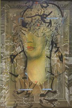 Betelgeuse Astronaut - Christo Coetzee Favorite Words, Astronaut, Abstract, Painting, Art, Art Background, Painting Art, Kunst, Paintings