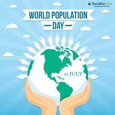 Control Overpopulation to Remain away from Starvation. #World_Population_Day