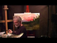 Oil Painting Demonstration with Dennis Sheehan - YouTube