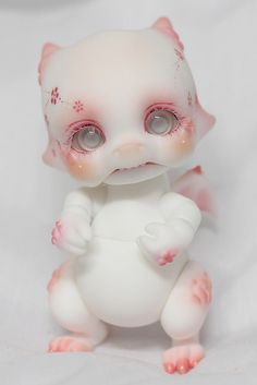 BJD Aileen doll Violet Body Blush + Face up Commission by Light Limner | Flickr - Photo Sharing!   #bjd