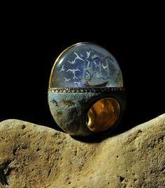 #RocksMyWorld: Jewelry Designer Sevan Bicakci Reflects on His Masterworks from InStyle.com